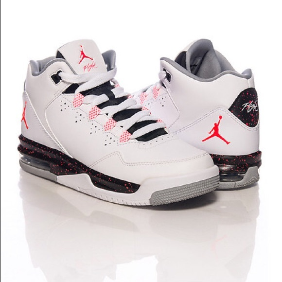 san francisco b6ee3 c3ea8 Jordan flight origin 2 white basketball shoes nike